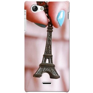 G.store Hard Back Case Cover For Sony Xperia J - G1068