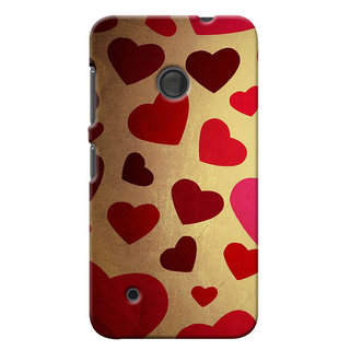 G.store Hard Back Case Cover For Nokia Lumia 530 - G621