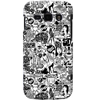 G.store Hard Back Case Cover For Samsung Galaxy Ace 3 - G767