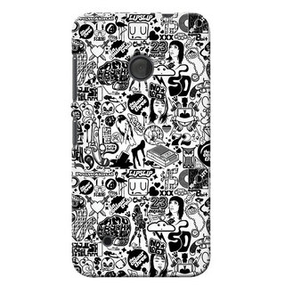 G.store Hard Back Case Cover For Nokia Lumia 530 - G627