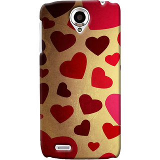 G.store Hard Back Case Cover For Lenovo S820 - G491