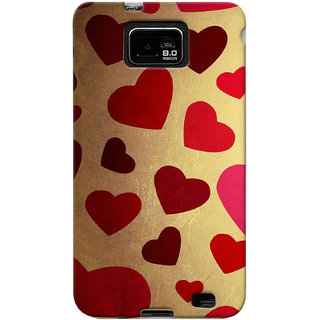 G.store Hard Back Case Cover For Samsung Galaxy S2 - G921