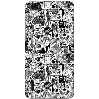 G.store Hard Back Case Cover For Huawei Honor 6 - G337