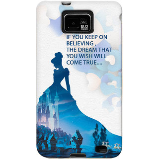 G.store Hard Back Case Cover For Samsung Galaxy S2 - G925