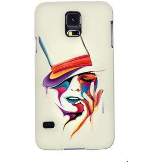 G.store Hard Back Case Cover For Samsung Galaxy S5 - G962