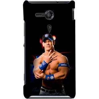 G.store Hard Back Case Cover For Sony Xperia SP - G1109