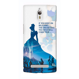G.store Hard Back Case Cover For Oppo Find 7 - G675
