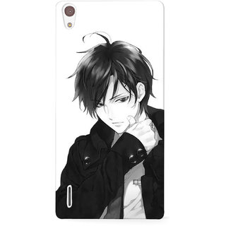 G.store Hard Back Case Cover For Huawei Ascend P7 - G386