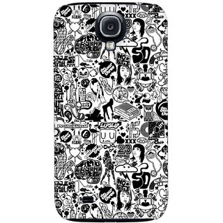 G.store Hard Back Case Cover For Samsung Galaxy S4 - G957