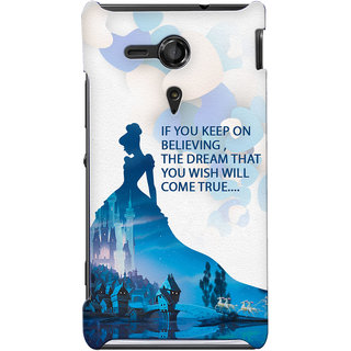 G.store Hard Back Case Cover For Sony Xperia SP - G1105