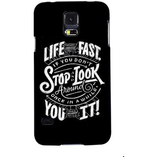 G.store Hard Back Case Cover For Samsung Galaxy S5 - G964