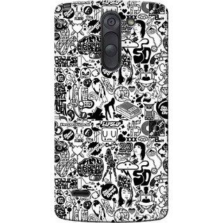 G.store Hard Back Case Cover For LG G3 Stylus - G527