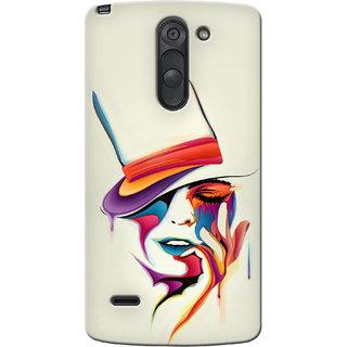 G.store Hard Back Case Cover For LG G3 Stylus - G522