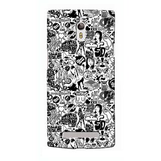 G.store Hard Back Case Cover For Oppo Find 7 - G677