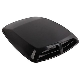Takecare Car Double Vent Air Intake Bonnet Scoop For Tata Manza