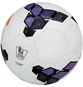 Shoppers Premier League Purple Football (Size-5)