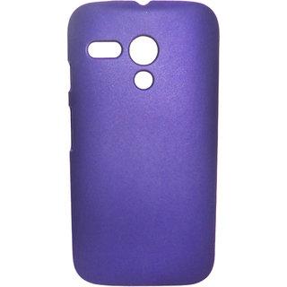 TOTTA Hard Back Cover for Motorola Moto G - BLUE
