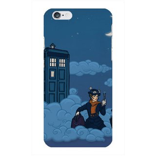 The Fappy Store Nanny-Who Hard Plastic Back Case Cover For Apple Iphone 6 Tfpj80525 -606