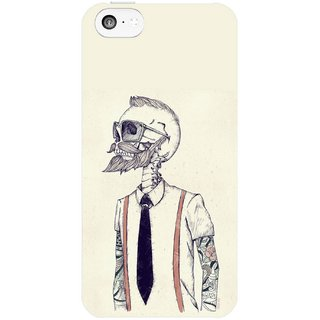 The Fappy Store Gentleman Hard Plastic Back Case Cover For Apple Iphone 5C Tfpj81336 -348