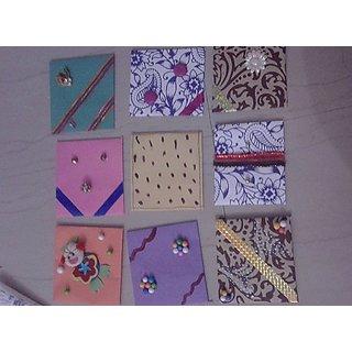 Decorative envelops
