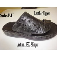 Wankman Leather Slipper 10522