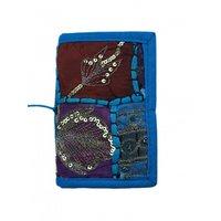 Handmade Patchwork Diary  Size 6x4 Inch  Mini Journal H