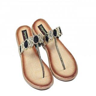 Vandy Crafts  Zari Sandal