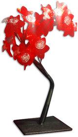 Vrct Diwali Tree Light Red