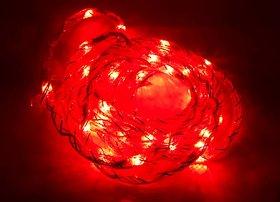 Vrct Diwali Net Pipe Light Red Color