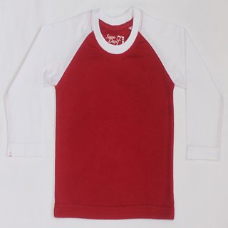 Seven Days - Raglan Style Baby T-Shirt (100 Combed Cotton Premium Quality)