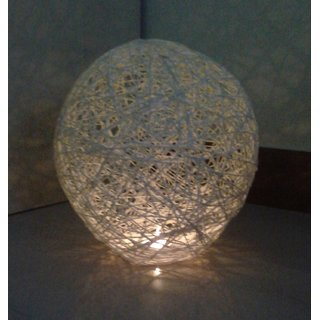 Home made Round Candle Shade
