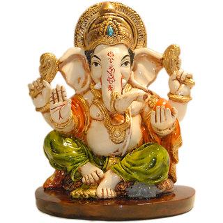 Madg Religious Idols of Ganesha Showpiece