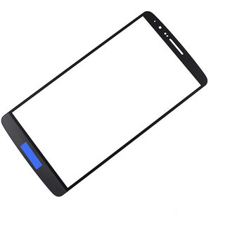 Replacement Front Outer Screen Glass Lens For LG G3 D850 D855 D851 Gray