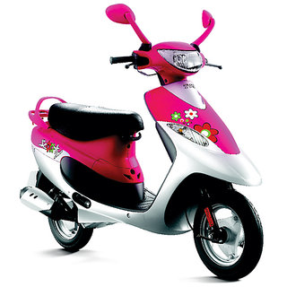 Buy Booking Amount for TVS Scooty Pep Plus + Free ...