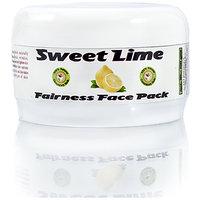 Ayurvedic Herbal Sweet Lime Fairness Glow Face Pack