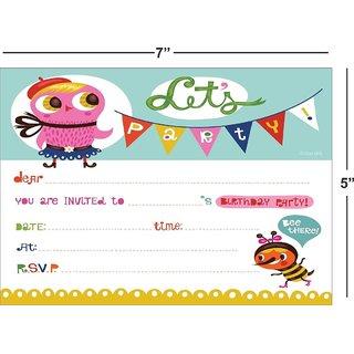 Buy birthday invitation card on metallic sheet pack of 50 cards birthday invitation card on metallic sheet pack of 50 cards bpc 008 filmwisefo