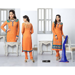 Magnet Beauty Forever - Salwar Suit