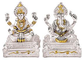 EKAANI Laksmi Ganesha Pair