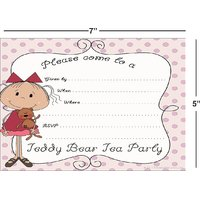 Birthday Invitation Card On Metallic Sheet (Pack Of 50 Cards) BPC-006