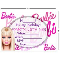 Birthday Invitation Card On Metallic Sheet (Pack Of 50 Cards) BPC-001