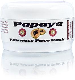 Ayurvedic Herbal Papaya Glow Face Pack