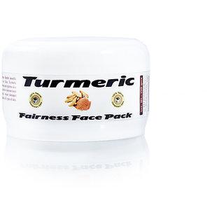 Herbal Skin Brightening Turmeric Face Pack