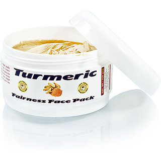 Skin Care Nourishing and Revitalising Turmeric Face Pack