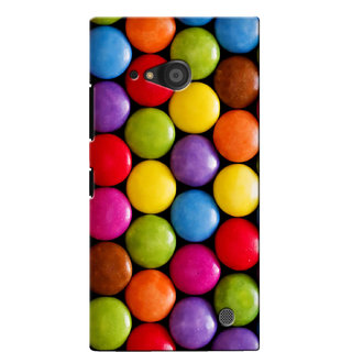 G.Store Hard Back Case Cover For Nokia Lumia 735 - G3751