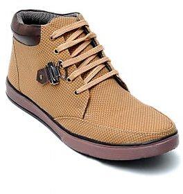 ORRA Ankle Length Designer Casual shoes For Men