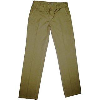 Girls Cotton Formal Pant