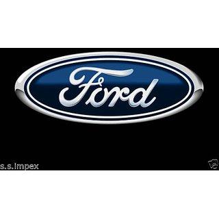 buy ford car emblem logo monogram badge size 6 x 14 5 cm online
