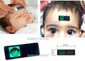 Two Forehead Strip Type Thermometer for Kids/Elderly