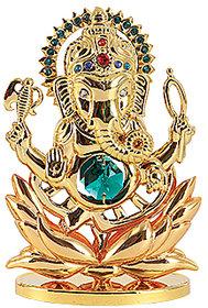 EKAANI Ganesh Ji Crystal