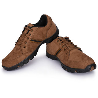 537bd4c2fb5 Buy Action Dotcom Mens Brown Casual Lace Up Shoes Online - Get 10% Off